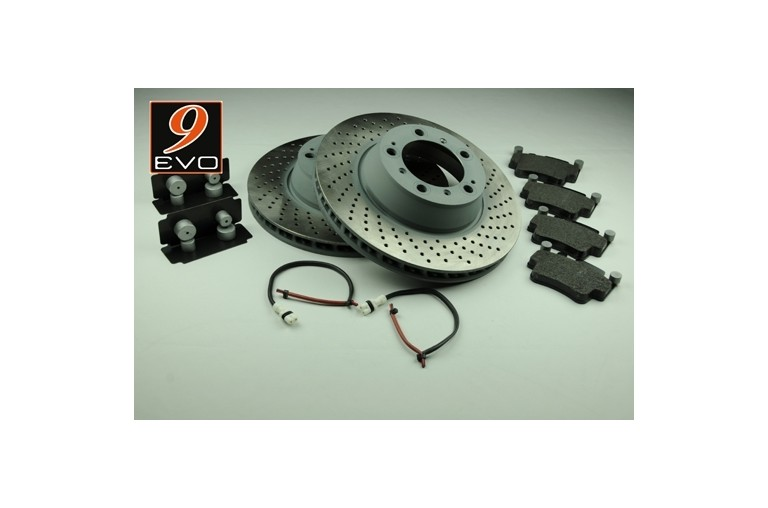 Pack Freinage Avant Boxster S 986 3.2L