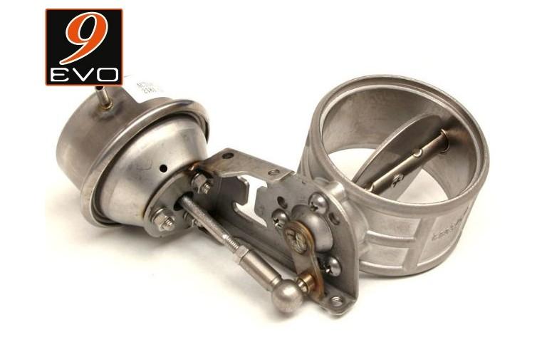 Système d'échappements avec valves