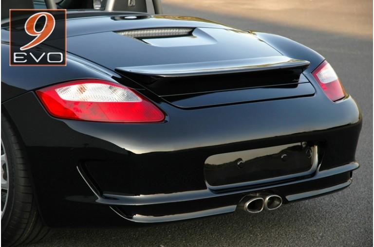 Aileron Becquet  DESIGN pour Porsche 987 Cayman / Boxster