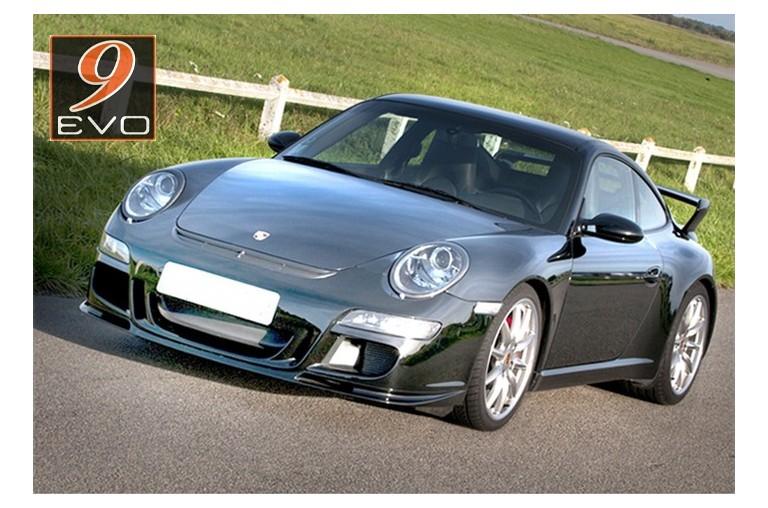 Pare-Chocs Avant GT3 Look pour Porsche 997 MKI
