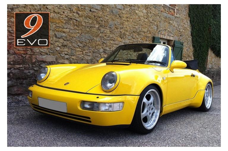 Ailes Avant Complètes 965 TURBO Look pour Porsche 964