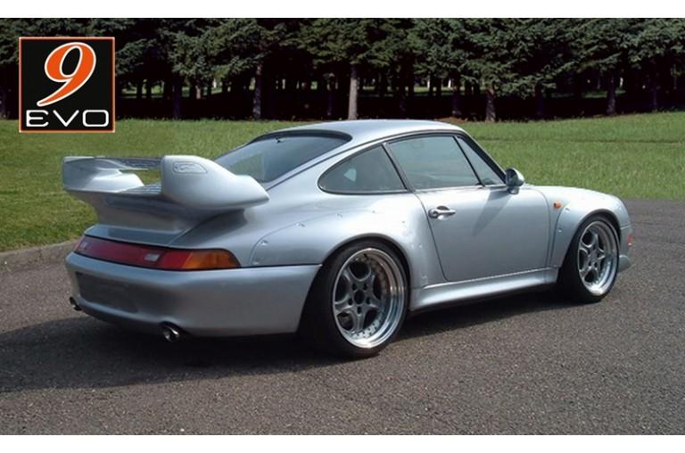 Extensions d'Ailes Arrière 993 GT2 Look pour Porsche 993