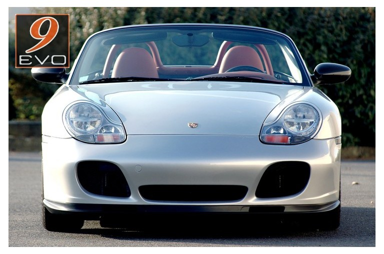 Pare-Chocs Avant TURBO Look pour Porsche 996 - 986 Boxster