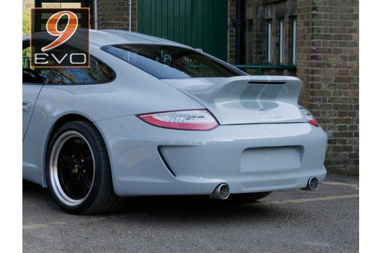 Pare-Chocs Arrière Classic Look pour Porsche 997