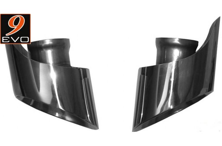 Sortie de silencieux inox , B-design 993