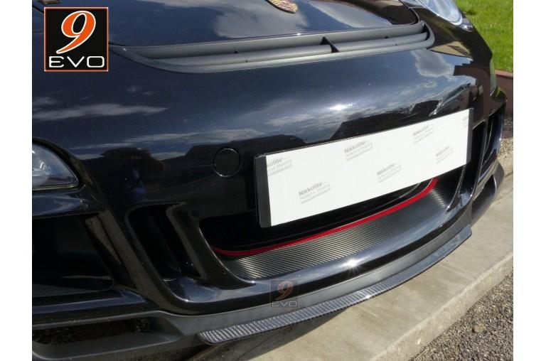 """Aérokit lèvres Pare-chocs en Carbone """"exterieur"""" pour Porsche 997 GT3"""