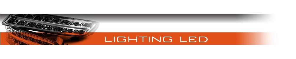Lighting LED Porsche